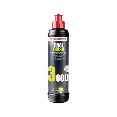 Menzerna Final Finish 3000 - Pasta Fina Polish,250ml