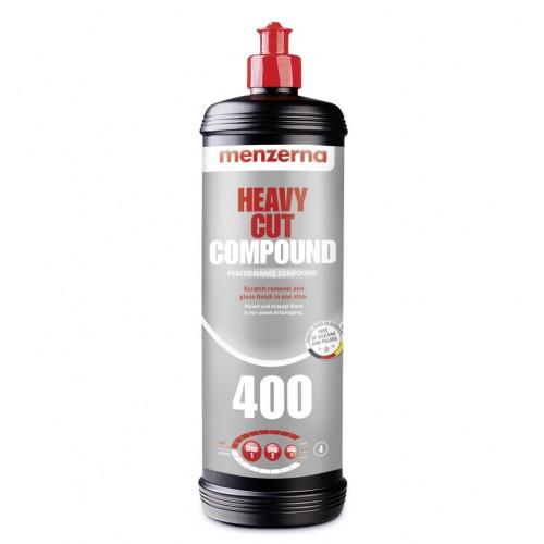 Menzerna Heavy Cut Compound 400 - Pasta Abraziva Polish 1L