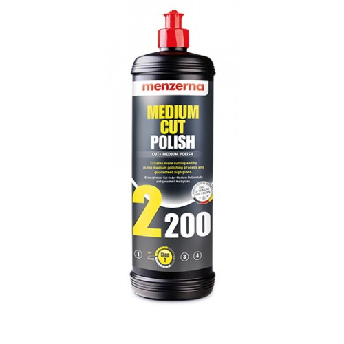 Menzerna Medium Cut Polish 2200 - Pasta Polish Mediu 1L