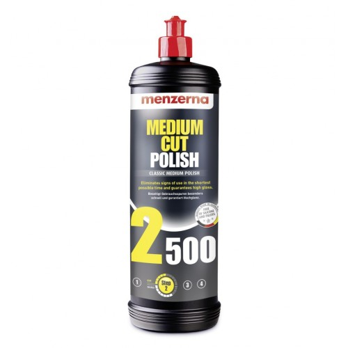 Menzerna Medium Cut Polish 2500 - Pasta Polish Mediu 1L
