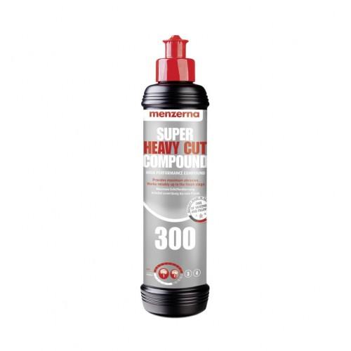 Menzerna Super Heavy Cut Compound 300 (SHCC300) - Pasta Abraziva Polish 250 ml