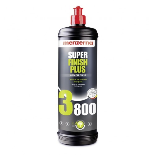 Menzerna Super Finish 3800 - Pasta Polish Super Finish 1L