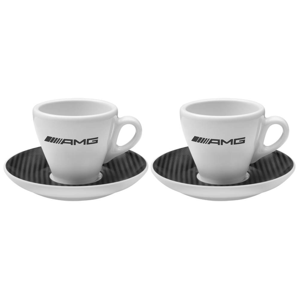 Set cesti cafea mercedes benz espresso cups amg for Mercedes benz cup