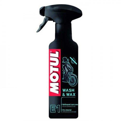Motul E1 Wash & Wax - Spalare & Ceruire