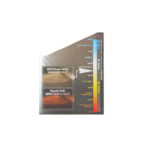 Bec Auto H7 Mtec Super White - Xenon Effect,55W,12V,Set 2 buc