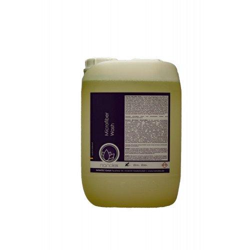 Nanolex Microfiber Wash - Detergent Microfibre, 5L