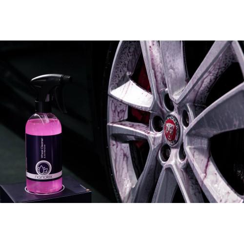Solutie Curatare Jante Nanolex Wheel Cleaner & Iron Remover,750ml
