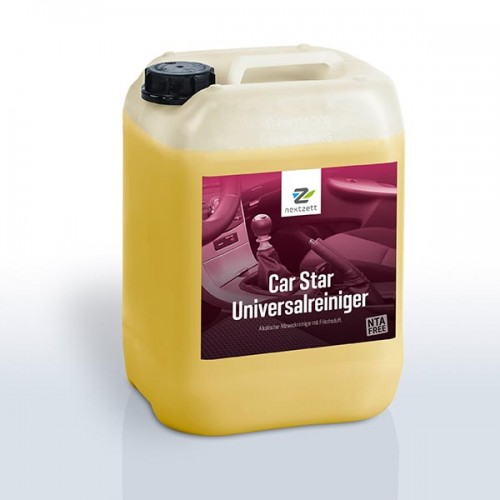 Solutie Curatare Universala Nextzett Car Star,10L