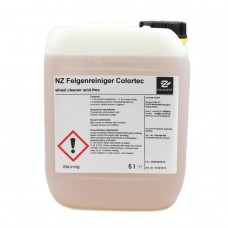 Solutie Curatare Jante Nextzett Colortec, 5L
