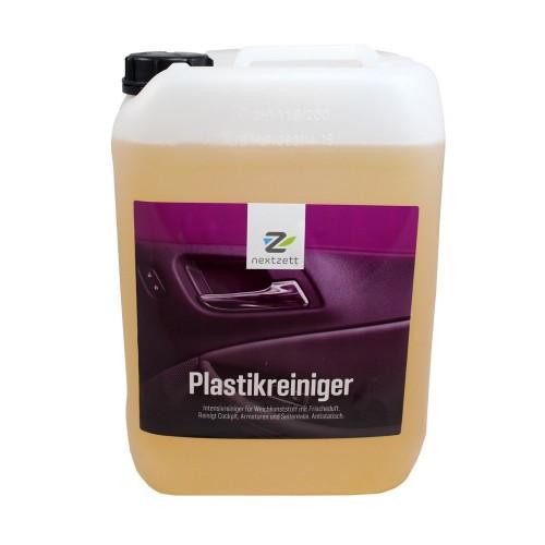 Solutie Curate Plastice Nextzett Plastic Deep Cleaner,10L