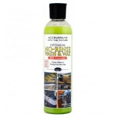Optimum No Rinse Wash & Wax, 236ml