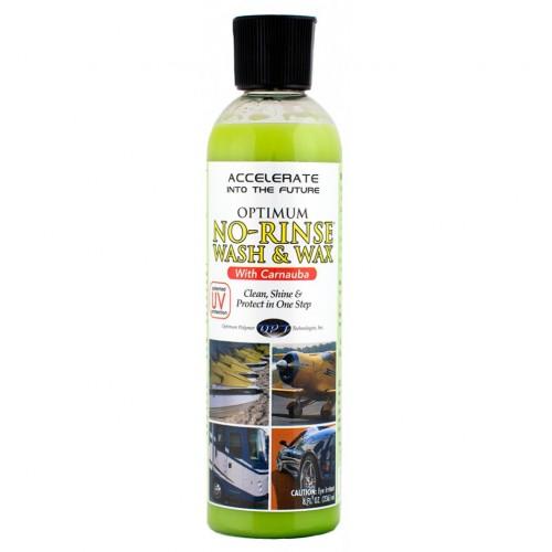 Optimum No Rinse Wash & Wax,236ml