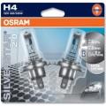 Osram Bec Far Halogen Silverstar 2.0 H4, 60/55 W, 12 V, P43T, Set 2buc