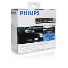 Philips Led DayLight 4 DRL - Set Lumini Zi
