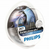 Philips H1 Blue Vision Ultra 12V 55W - Set 2 Becuri Auto Far Halogen