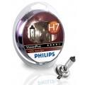 Philips H7 12V 55W Vision Plus - Set 2 Becuri Auto H7