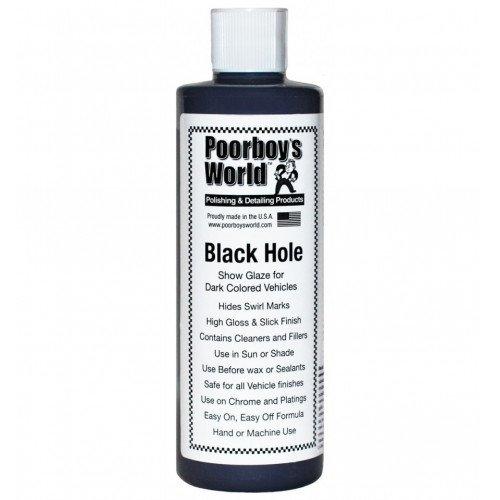 Poorboys World Glaze Vopsea Black Hole 473ml