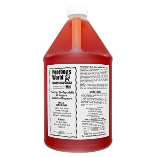 Solutie Curatare Generala Poorboys World All Purpose Cleaner,3.78L