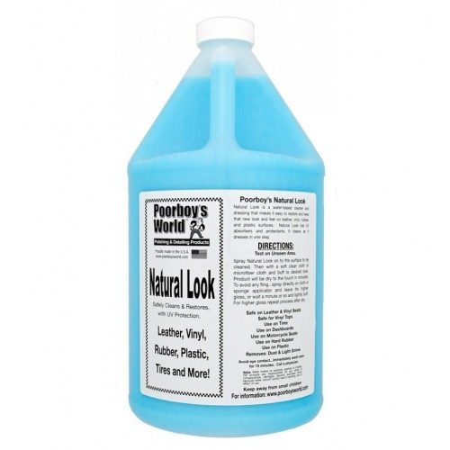 Dressing Plastice Poorboys World Natural Look 3.8L