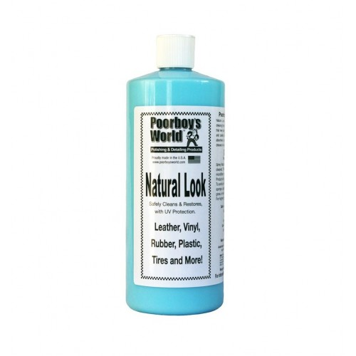 Dressing Plastice Poorboys World Natural Look 946ml