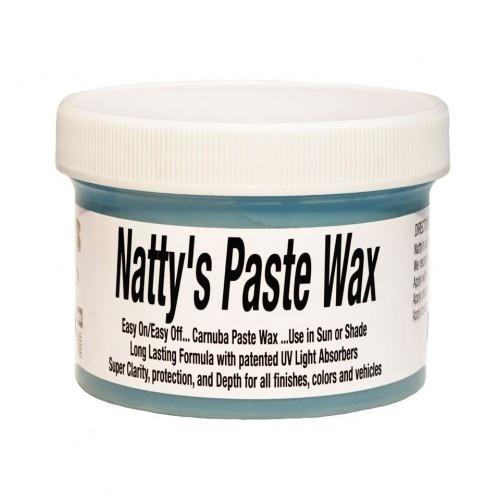 Ceara Auto Poorboys World Nattys Paste Wax Blue