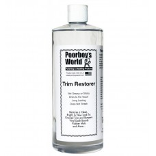 Dressing Plastice Poorboy's World Trim Restorer 946ml