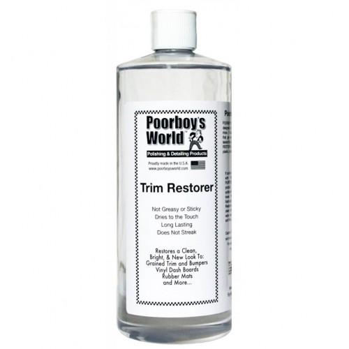 Dressing Plastice Poorboys World Trim Restorer 946ml