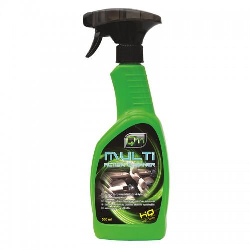 Solutie Curatare Textile Q11 Multi Action Cleaner, 500ml