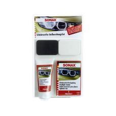 Kit Polish & Protectie Faruri Sonax Headlight Restoration