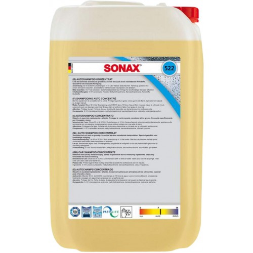 Sonax Gloss Shampoo - Sampon Auto Concentrat 25L
