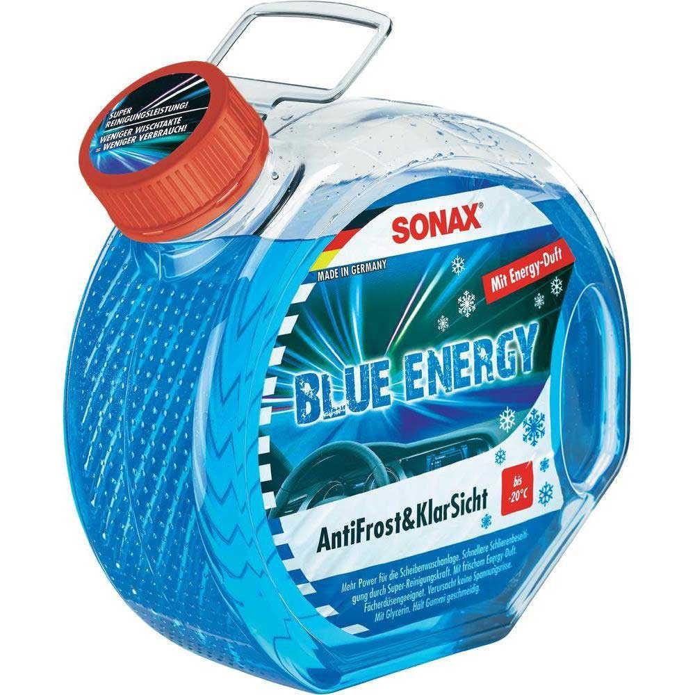 sonax antifrost klarsicht blue energy lichid parbriz iarna. Black Bedroom Furniture Sets. Home Design Ideas