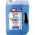 Sonax Antifreeze & Clear View Concentrate NanoPro - Lichid Parbriz Iarna Concentrat 5L