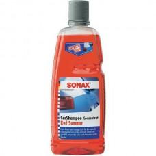 Sonax Car Shampoo Red Summer - Sampon Auto pH Neutru 1L