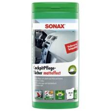 Sonax Cockpitcare Wipes Matt - Servetele Bord Aspect Mat
