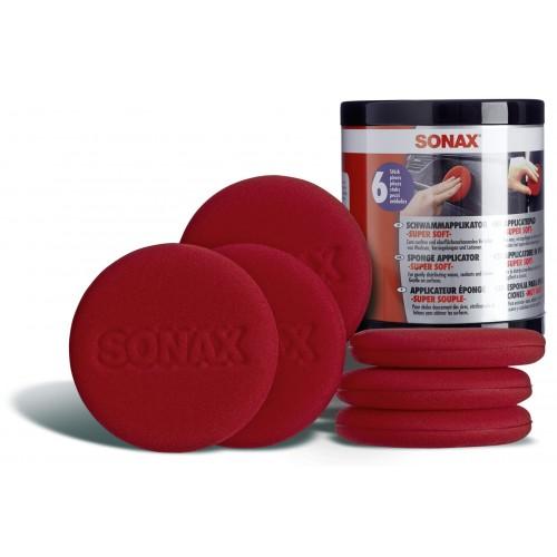 Sonax Aplicator Ceara & Sealant Set 6 buc