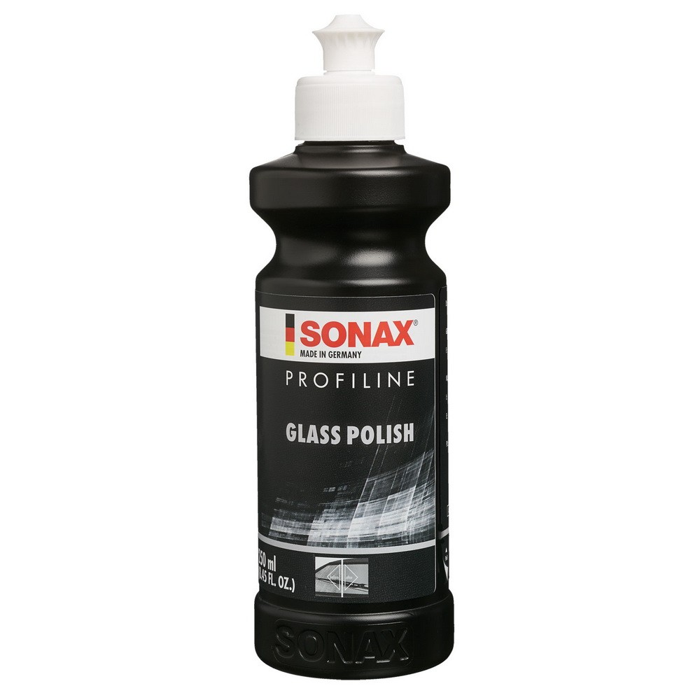 sonax profiline glass polish polish sticla profiline. Black Bedroom Furniture Sets. Home Design Ideas