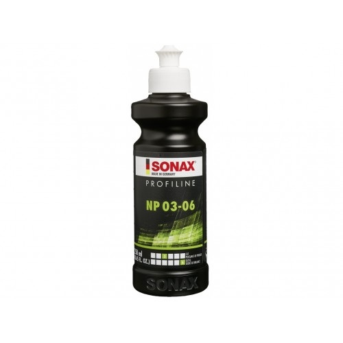 Pasta Polish Finish Sonax Profiline NP 03-06,250ml