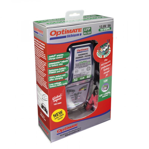 Redresor Baterie Tecmate Optimate Lithium,5A