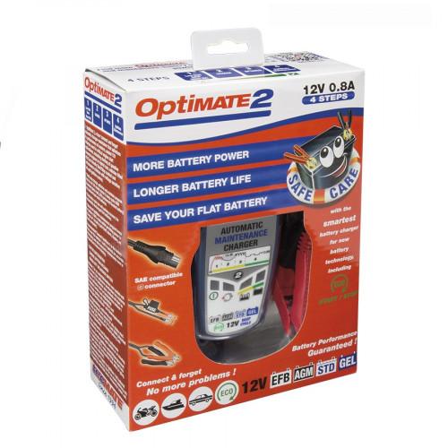 Redresor Baterie Tecmate Optimate 2,0.8A