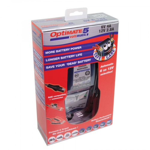 Redresor Baterie Tecmate Optimate 5 Voltmatic,2.8A