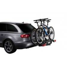 Thule EasyFold 932 - Suport Biciclete Carlig Remorcare 2bic, 7 pini