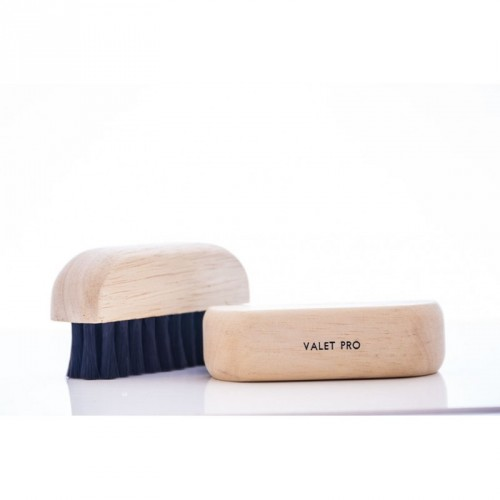 Perie Curatare Piele Valet Pro Leather Brush