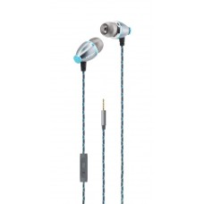 Casti Audio Vetter ClearSound In-Ear Headphones, Handsfree, Grey