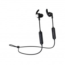 Casti Handsfree Vetter Bluetooth Earphones with Digital Voice Announcement, Black