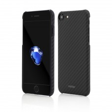 Husa Vetter Clip-On Ultra Slim, iPhone 7, Kevlar, Black
