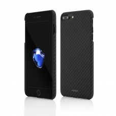 Husa Vetter Clip-On Ultra Slim, iPhone 7 Plus, Kevlar, Black