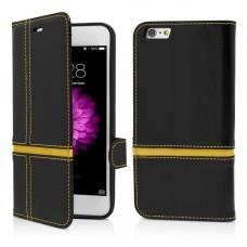 Vetter Husa Protectie Flip Book iPhone 6 Plus, Yellow