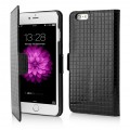 Vetter Husa Protectie Flip Book Square Pattern iPhone 6 Plus, Black