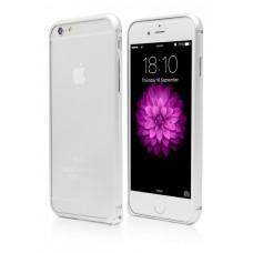Vetter Husa Protectie Ultra Thin Aluminium Bumper iPhone 6, Silver