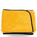 Vicont Plush Yellow Microfiber Towel - Prosop Microfibre 41 x 61 cm